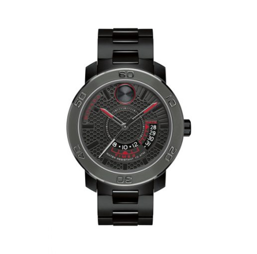 Movado Bold BOLD STEEL SPORT GMT