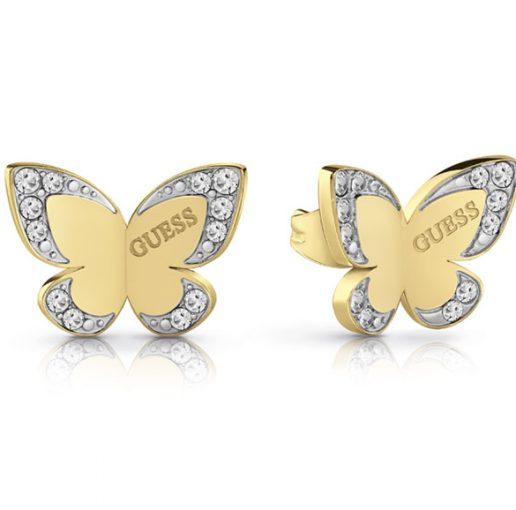Guess Jewellery Love Butterfly