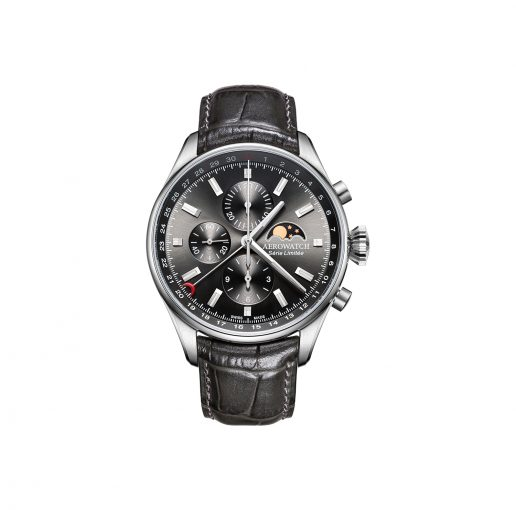 AEROWATCH CHRONO MOON PHASE LIMITED EDITION